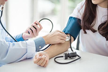 Managing blood pressure